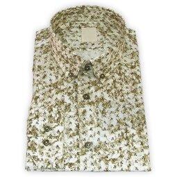 De Blasio Hazır Gömlek - Pamuk Saten Kumaş
